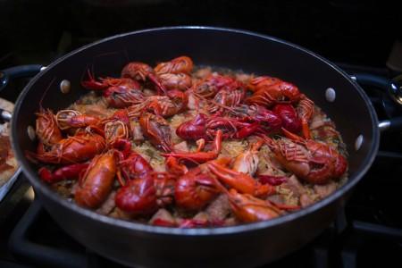 crayfish jumbalaya