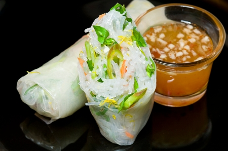 japanese knotweed summer rolls 3 foragers